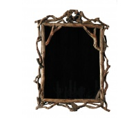 Rectangular mirror in roots of forest