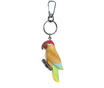 Keychain - parrot