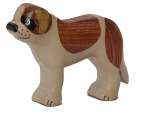 The Miniature wooden Dog