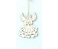 Angel with Swarovski crystall