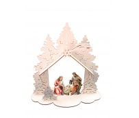 Crib with Holy Family 16805