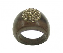 Ring Gold - diam. 16,5 mm.
