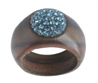 Ring Blue- diam. 16,5 mm