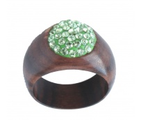 Ring Green - diam. 16,5 mm