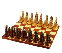 Warrios Chess Set-