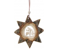 Deer Star with string