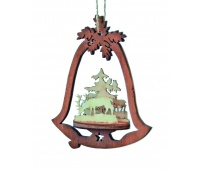 Christmas tree decoration 6,5cm