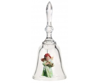 Bell Cristal Com Angel Item 16107-01
