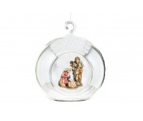 Bauble with Holy Family 16805