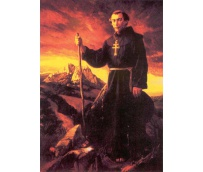 Blessed Junipero (Juniper) Serra Franciscan, Apostle of Cali