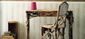 Designer furnishings – wooden furniture