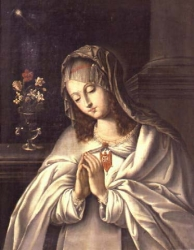 Blessed Virgin Mary of Mercy ""