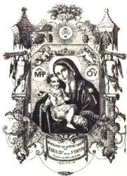 Blessed Virgin Mary of Sterpeto ""