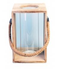 kerzenhalter teelichter und laternen accessoires aus holz. Black Bedroom Furniture Sets. Home Design Ideas